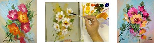 Newsletter banner Wildflower