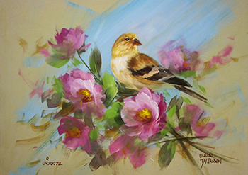 Newsletter thumb Goldfinch 350