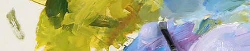 Newsletter thumb paint