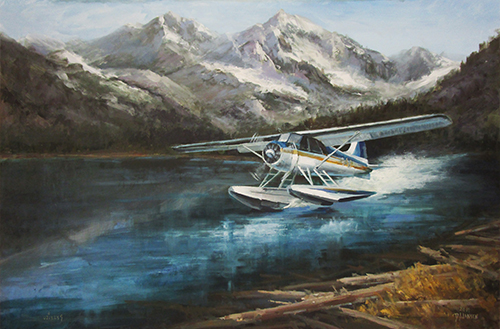 Preview C801 Float Plane